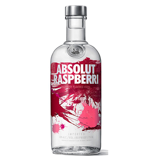 ABSOLUT RASBERRY