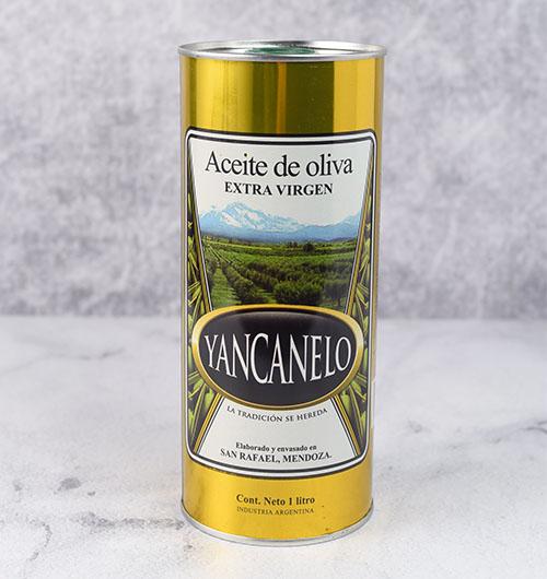 ACEITE DE OLIVA YANCANELO LATA 1000cc